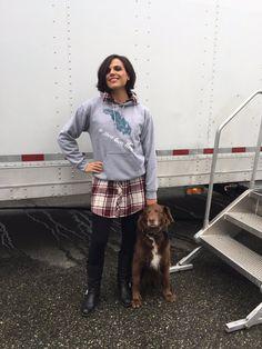 It's Feather Sweater Season! Love ya Lana!