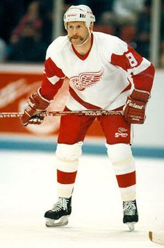 Jim Nill, Red Wing player, ass't GM for Wings under Ken Holland and now GM of the Dallas Stars.
