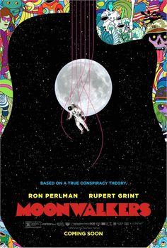 Moonwalkers - Poster & Trailer | Portal Cinema