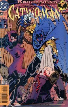Catwoman Vol 2 #12