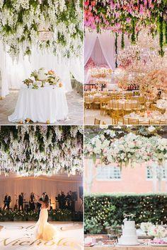 30 Stylish Ways to Create A Lush, Flower-Filled Wedding!