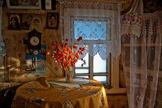 Мордовия, январь 2010. Деревня Поникедовка. Температура за окном –38°С.