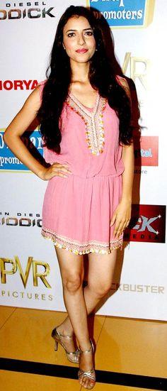 Priyanka at the screening of 'Riddick' #Fashion #Style