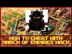 March of Empires HACK - How to get extra gold & silvers [ tutorial ] - YouTube