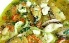 Μυδόσουπα Seafood, Vegan, Chicken, Soups, Healthy Recipes, Sea Food, Soup, Vegans, Cubs