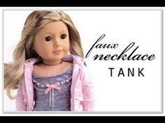 Faux Necklace Tank | Pixie Faire