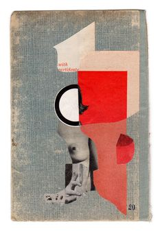 The Daily Muse: Fred Free, Collage Artist