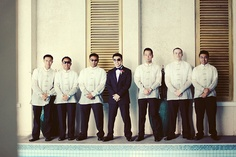 #groom + #groomsmen
