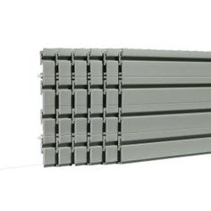 Silver Wall Panel Pack 24 Sq. Ft.-FWS-4812-6SB at The Home Depot
