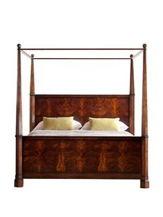 Moxley Poster Bed by Barclay Butera Lifestyle on Gilt Home