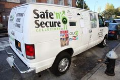 Cell Phone Storage Van For Brooklyn High Schoolers