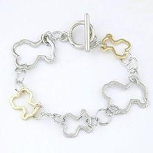 2015 nueva joyería de plata esterlina pulseras de moda para mujer mejor regalo pulseras de la amistad(China (Mainland))