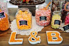 Wedding Candy Dessert Bar