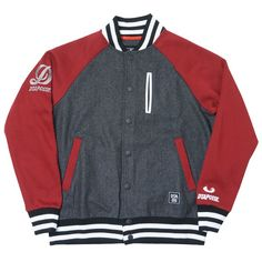 Game on Mens Varsity Jacket