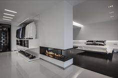 Preciosa chimenea a 3 caras para acondicionar varios espacios al mismo tiempo   miaskamla