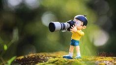 Nobita The Wildlife Photographer by yohanes sanjaya on 500px
