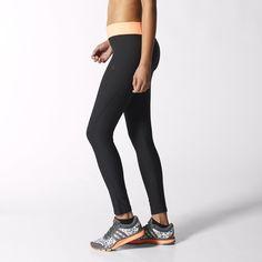 8cfe2a57893 adidas - Ultimate Tight Adidas Official, Adidas High, Black Adidas, Gym Wear  For