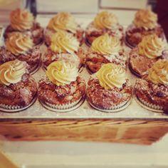 Handmade Sticky Toffee Muffins by J & J Graham