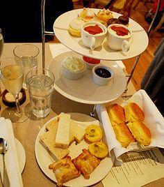 Afternoon Tea at Richmond Hill Café and Larder – Melbourne