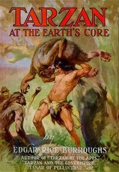 tarzan at the earth's core - The world sends a team of brilliant scientists and soldiers to stop a world event that will destroy life as we know it.  Journey to the Center of the Earth.  For sale now on Smashwords https://www.smashwords.com/books/view/435776  Visit www.johnpirillo.com for free stories, artwork and blog.