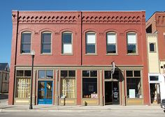 1940 storefront | Building renovation photo, Mook and Mook Law Firm, Excelsior Springs ...