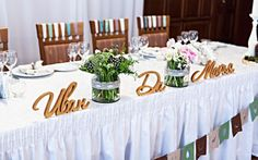 Организация свадебного декора | Свадебное агентство «Show Company»