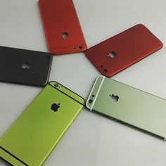 Fancy a unique iPhone back-housing ? Choose your own color  For all of our custom needs  unikshade.com worldwide shipment  Fully customized iPhone 6 / 6s