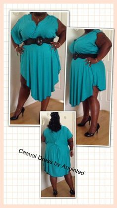 Full figured clothing