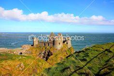 Dunluce Castle, Ireland — Stock Photo © Julietart #25208435