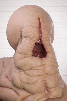 hyper realistic sculptures - Patricia Piccinini http://lov.so/those-who-dream-at-night-patricia-piccinini/ #arts