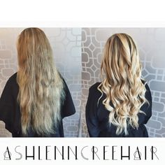 another OLAPLEX MIRACLE! used with Redken Flash Lift & toned with Shades EQ Gloss in 09Gi. #ashlenncreehair #olaplex