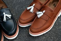 These are just right. Need to replace my H Hudson loafers and these will do the trick