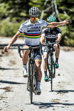 Peter Sagan: Final days of training in Lake Tahoe with my brother Juraj and Michael Kolar Photo by Chris Auld / RIDE 100%