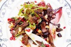 Jamie Oliver's turkey salad