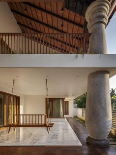 House Outer Design, House Arch Design, Village House Design, Modern House Design, Indian Home Design, Indian Home Interior, Kerala House Design, Home Interior Design, Courtyard House