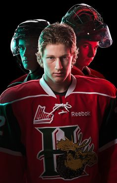The Pacific Times - by Adrien Veczan: Junior Hockey Portraits (Halifax, NS)