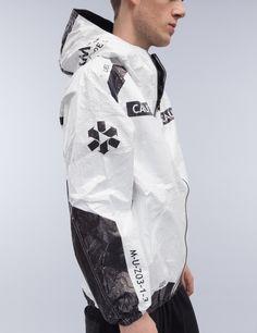 UEG Tyvek® Machine 3 Zip-Up Jacket