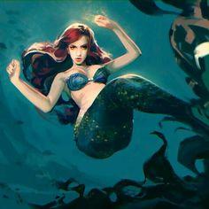 Adry Mermaid