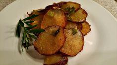 Napa Farmhouse 1885™: Sweet Potato, Green Onion & Herb Pommes Anna  #Sweetpotatoes #fallfest #foodnetwork