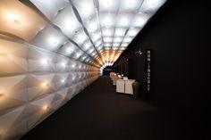 #tunnel #entrée #salon #design #amazing #sublime #wahooeffect #espritmeuble #2015