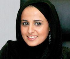 Sheikha Al-Mayassa bint Hamad bin Khalifa Al-Thani. Eldest daughter of Emir with his second wife Sheikha Mozah