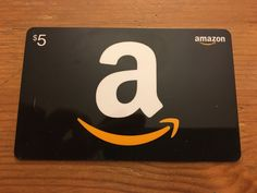 $5 Amazon Gift Card FREE SHIPPING  http://searchpromocodes.club/5-amazon-gift-card-free-shipping/