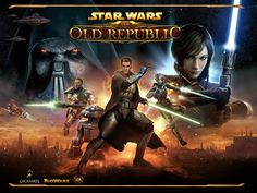Jouer Star Wars - The Old Republic