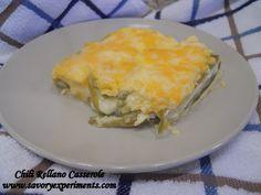 Chile Relleno Breakfast Casserole Recipe on Yummly