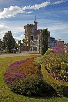 Larnach Castle, Dunedin. New Zealand's only castle, built in 1871 on the Otago Peninsula. For an extra-special castle experience, you can stay in one of 12 individually decorated theme rooms, and enjoy dinner in the castle dining room!