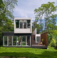Noyack Creek House by Bates Masi Architects