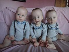 Please vote for our triplets in this Lucky Baby Photo Contest.  We could win a year supply of diapers!  Voting ends 5/31/14.  Thanks!