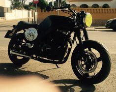 Gs500 café racer