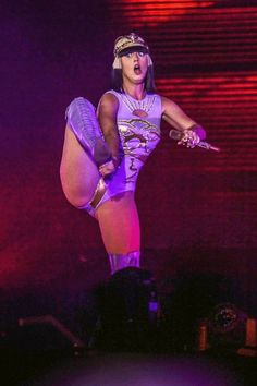Photos : Katy Perry montre son minou sexy au Brésil