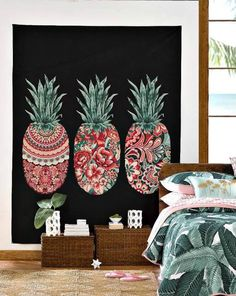 Instantly adds a unique touch of boho charm to any living space or dorm room…